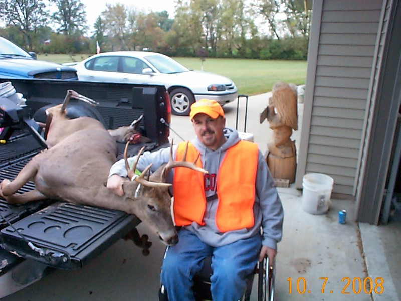 lee and his deer